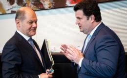 SPD will Grundrente nicht mehr nur aus Steuermitteln finanzieren