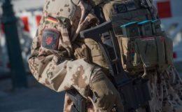 So wappnen sich Soldaten für den biometrischen Ernstfall