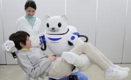 Pflegeroboter wird kommen, meinen die Über-55-Jährigen