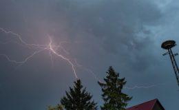 Blitzeinschläge verursachen hohe Schäden