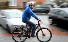 Todesrisiko auf E-Bike dreimal höher als auf Fahrrad