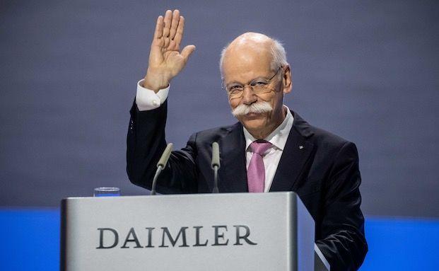 Ex-Daimler-Chef Zetsche fordert Schadenersatz von BW-Bank