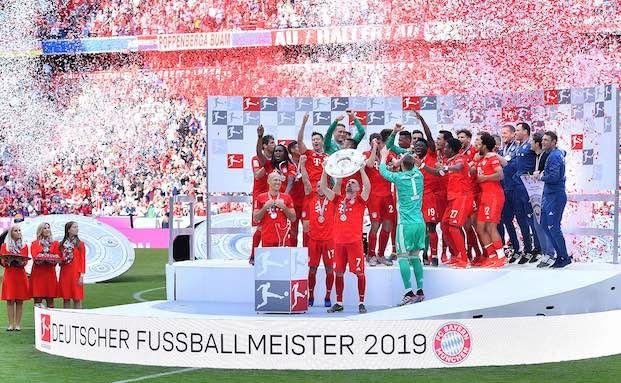 Bundesliga-Spieler werden eher 100 Jahre alt als Deutscher Meister