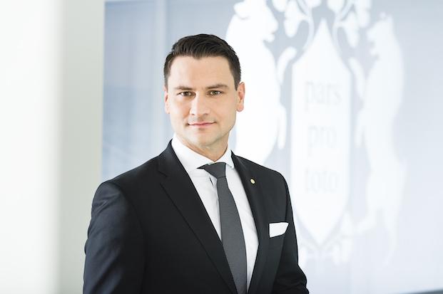 Stefan Butzlaff ist Vorstand der Tecis Finanzdienstleistungen AG. Foto: Tecis