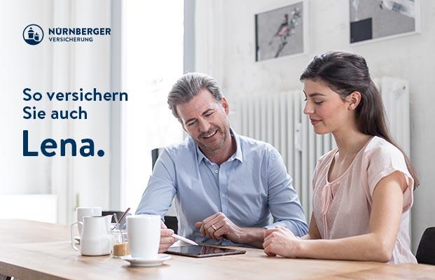 Digitale Beratungsunterstützung bei der NÜRNBERGER