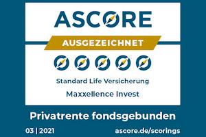Gute Noten für Maxxellence Invest