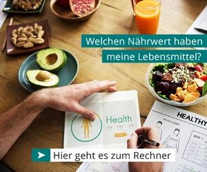 bmi-rechner und kalorientabelle