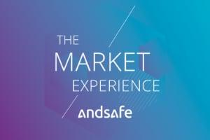 The Market Experience: andsafe stellt sich vor