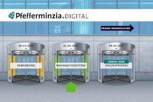 Unsere Eventreihe Pfefferminzia.digital
