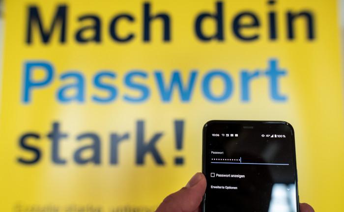 """""""Ändere-dein-Passwort-Tag"""" wird zum """"Sicherer-Log-in-Tag"""""""
