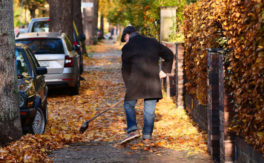 Das muss man zur Räumpflicht im Herbst wissen