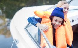 Passend versichert stechen Freizeitkapitäne entspannter in See