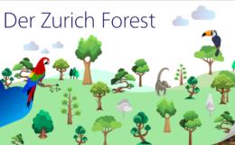 Eine Million Bäume für den Klimaschutz