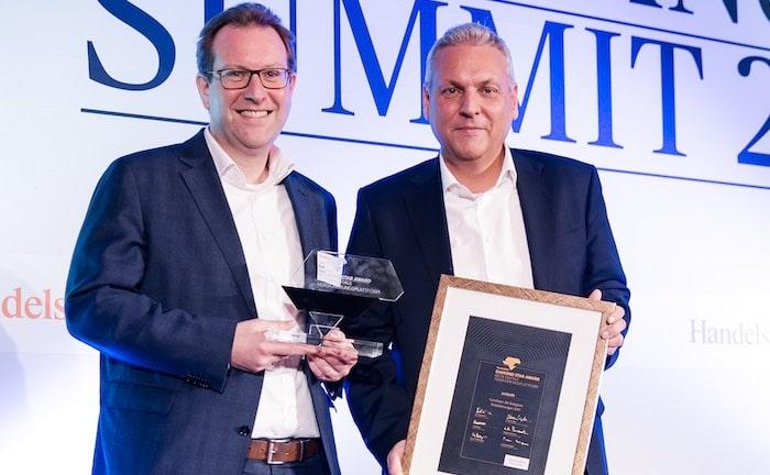 Andsafe und BANKSapi gewinnen Diamond Star Award