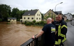 Extremwetter trifft Deutschland weltweit am drittstärksten