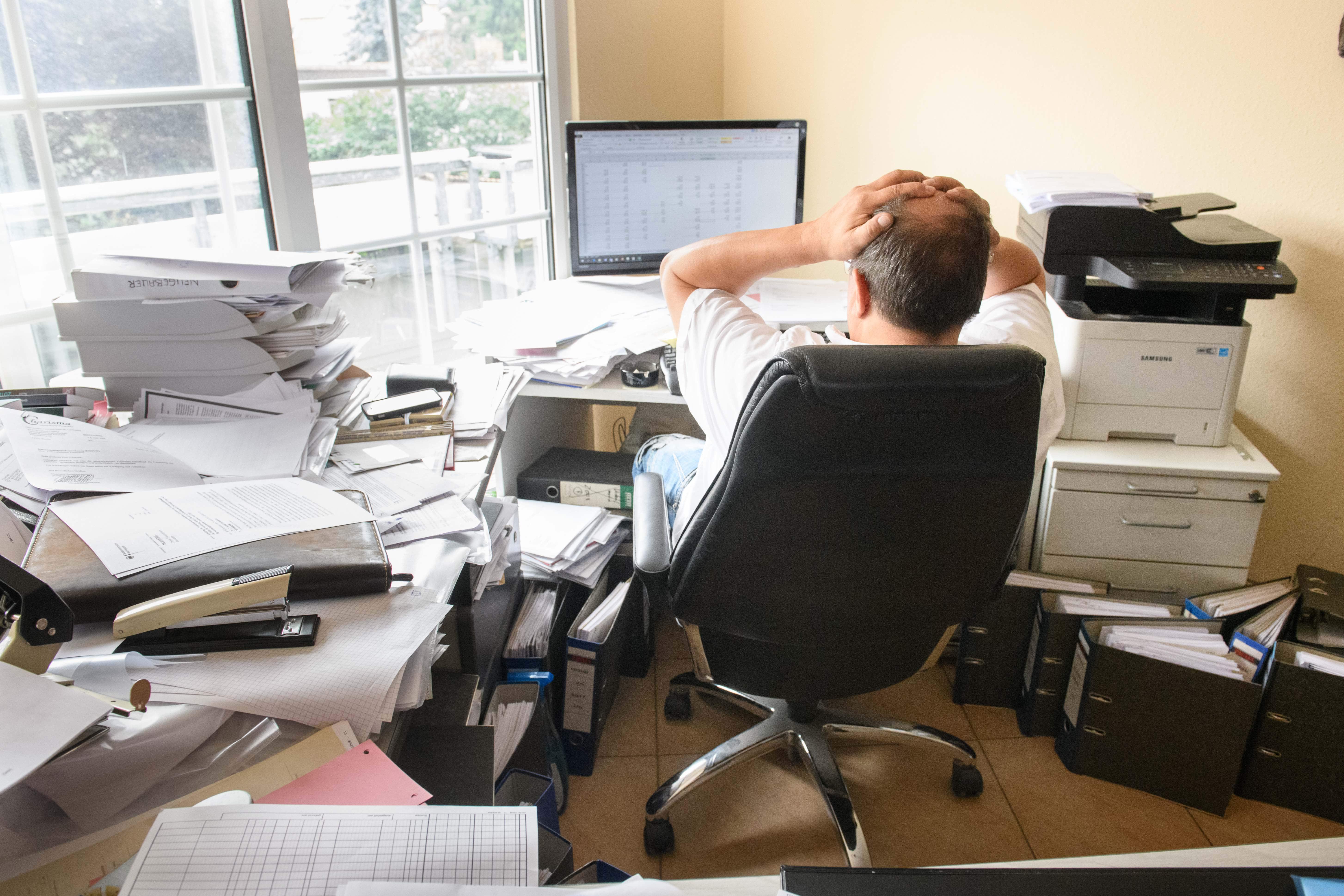 Gewerbeversicherung für viele Selbstständige oft nicht passend