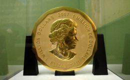 Allianz soll 4,2 Millionen Euro für wertvolle Goldmünze zahlen