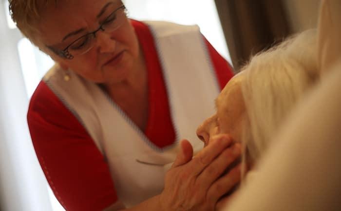 In Pflegeheimen fehlen 120.000 Fachkräfte