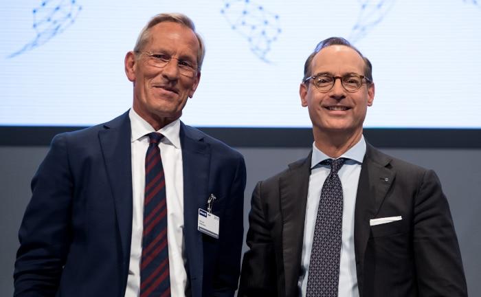 Allianz-Aufsichtsräte wollen mehr Geld
