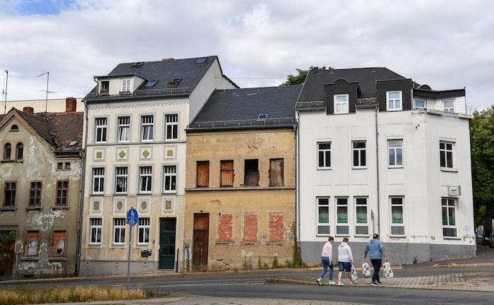 Wohnhäuser im Osten rund vier Jahre älter als im Westen