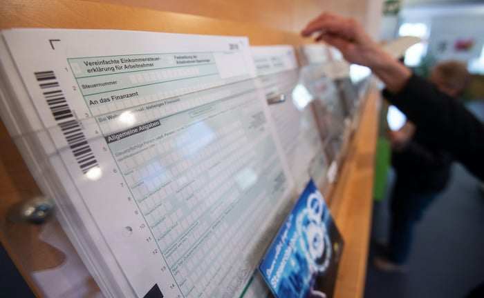 So vermeiden Versicherte beliebte Fehler in der Steuererklärung