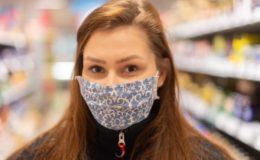 So verwenden Sie Nase-Mund-Masken richtig