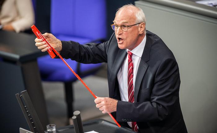 SPD-Bundestagsfraktion will am Provisionsdeckel festhalten