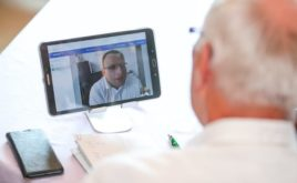 Akzeptanz von virtuellen Arztbesuchen hat sich verdoppelt