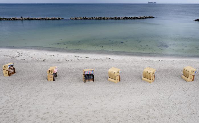 Deutsche wollen trotz Corona-Pandemie im Sommer verreisen