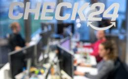 Check24 meldet starken Zulauf bei Screensharing-Beratung