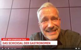 """Promi-Gastronom schimpft in """"Bild""""-Video über Versicherer"""