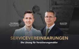 Servicevereinbarungen – die Lösung für Versicherungsmakler