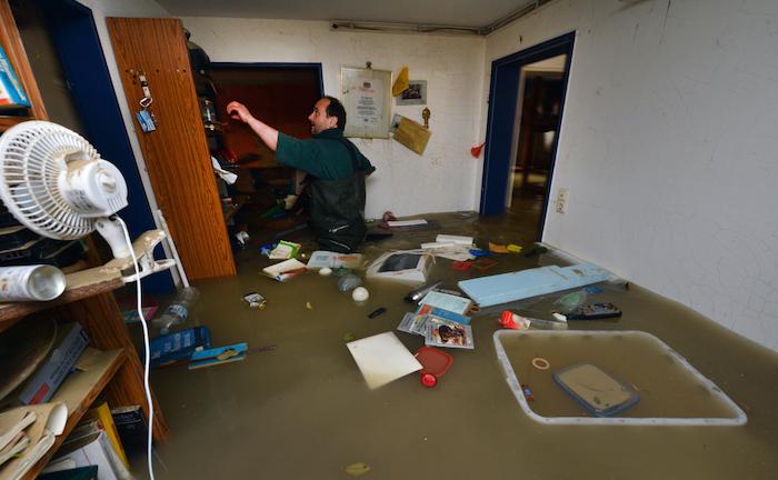 Inventar in Kellern ist meist nicht ausreichend geschützt