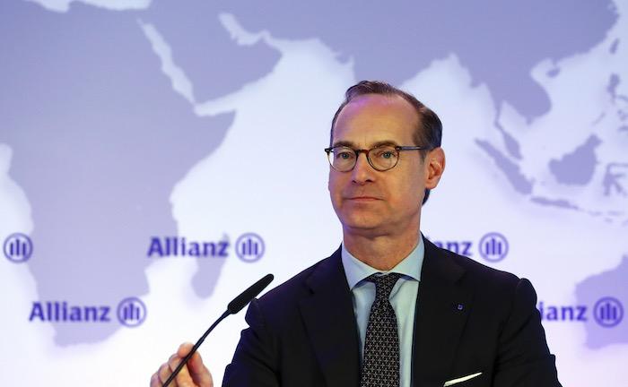 Allianz-Chef will mehr im Homeoffice arbeiten und weniger reisen