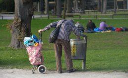 Fast jeder fünfte Rentner von Altersarmut betroffen
