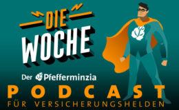 """Der neue Pfefferminzia Podcast """"Die Woche"""""""