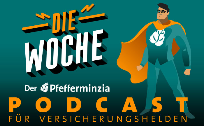 """Hören Sie jetzt Folge 5 unseres Podcasts """"Die Woche"""""""