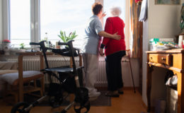 Pflege muss aus Steuermitteln bezuschusst werden