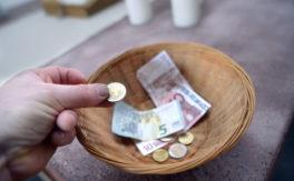 Haste mal 'nen Euro?