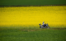 Rowdy-Image von Motorradfahrern nicht gerechtfertigt