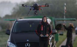 So sichern sich Drohnenpiloten richtig ab