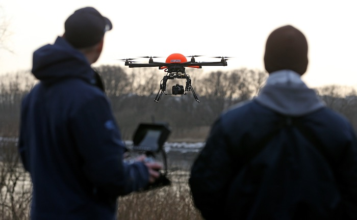Drohnen fliegen jährlich 1,7 Millionen Mal ohne Versicherungsschutz
