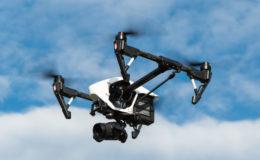 Gefahr durch Drohnen nimmt zu