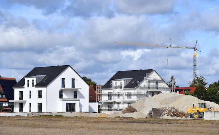 Baufinanzierungen auf neuem Rekordhoch
