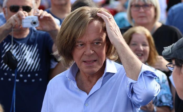 Schlagerstar Jürgen Drews bekommt nur Mini-Rente