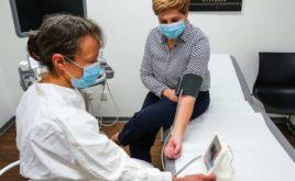 Viele chronisch Kranke sagen Arzttermine ab
