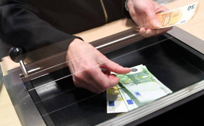 Klassische Bankfiliale wird zum Auslaufmodell