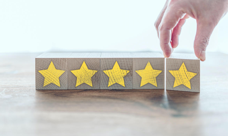 Online-Vermittlung durch Makler – Sterne-Bewertung muss nachvollziehbar sein