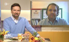 Verbraucherschützer im ZDF-Interview – es geht ja auch besonnen