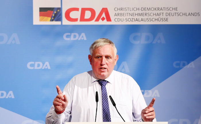 """CDU legt Streit über """"Renten-Revolution"""" vorerst bei"""
